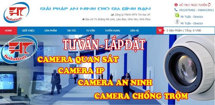 camera vinh phuc