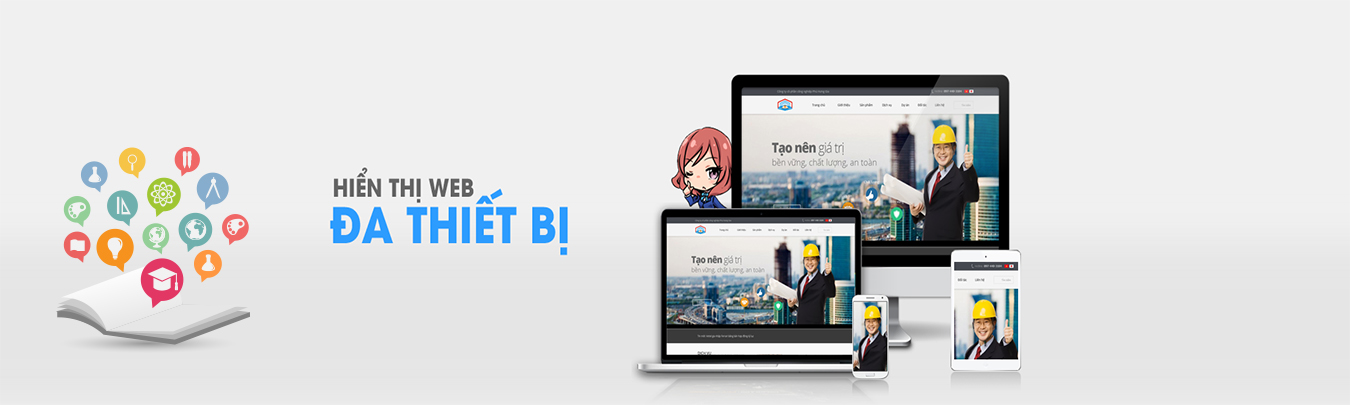 thiet ke web mobile vinhphuc