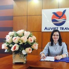 Lê Thị Minh Huệ - Chủ tịch Cty Du lịch Âu Việt