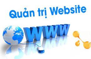 Dịch vụ quản trị website uy tín, chuyên nghiệp, hiệu quả