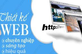 Thiết Kế Website chuyên nghiệp tại Vĩnh Phúc