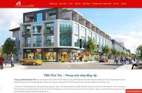 Thiết kế Website Bất động sản (Chủ đầu tư)